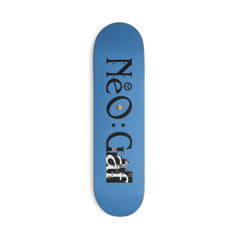 cloudstrife 01 Accessories Deck Only Skateboard by NeoGAF Merch Shop
