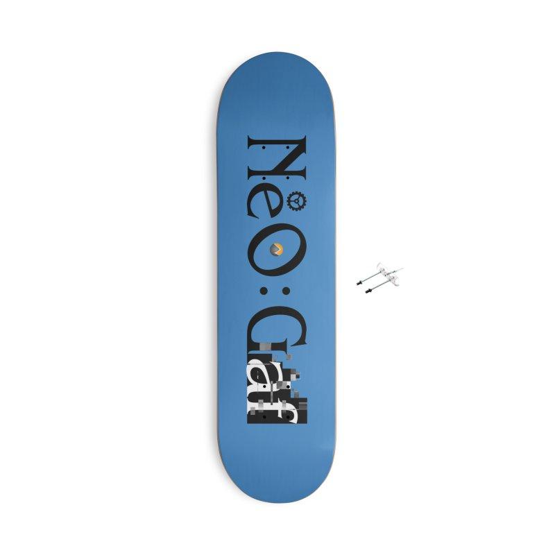 cloudstrife 01 Accessories Skateboard by NeoGAF Merch Shop