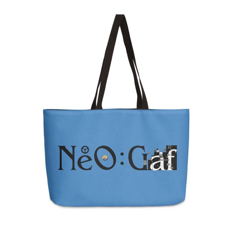cloudstrife 01 Accessories Weekender Bag Bag by NeoGAF Merch Shop