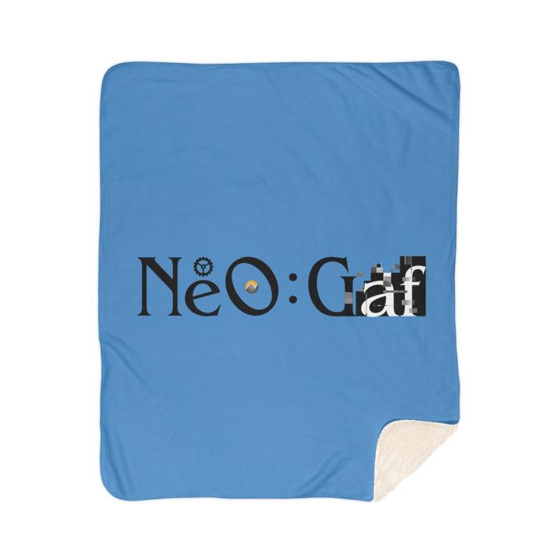 cloudstrife 01 Home Sherpa Blanket Blanket by NeoGAF Merch Shop