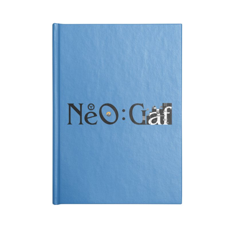 cloudstrife 01 Accessories Blank Journal Notebook by NeoGAF Merch Shop