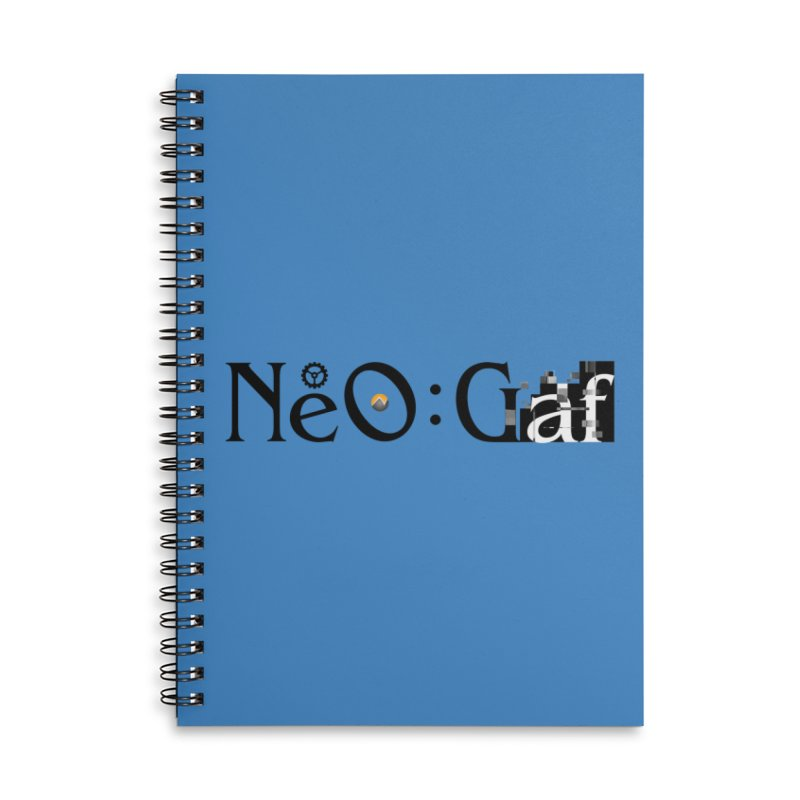 cloudstrife 01 Accessories Lined Spiral Notebook by NeoGAF Merch Shop