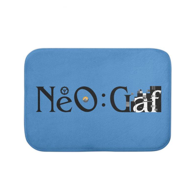 cloudstrife 01 Home Bath Mat by NeoGAF Merch Shop
