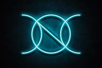 Neon Obscur's Artist Shop Logo