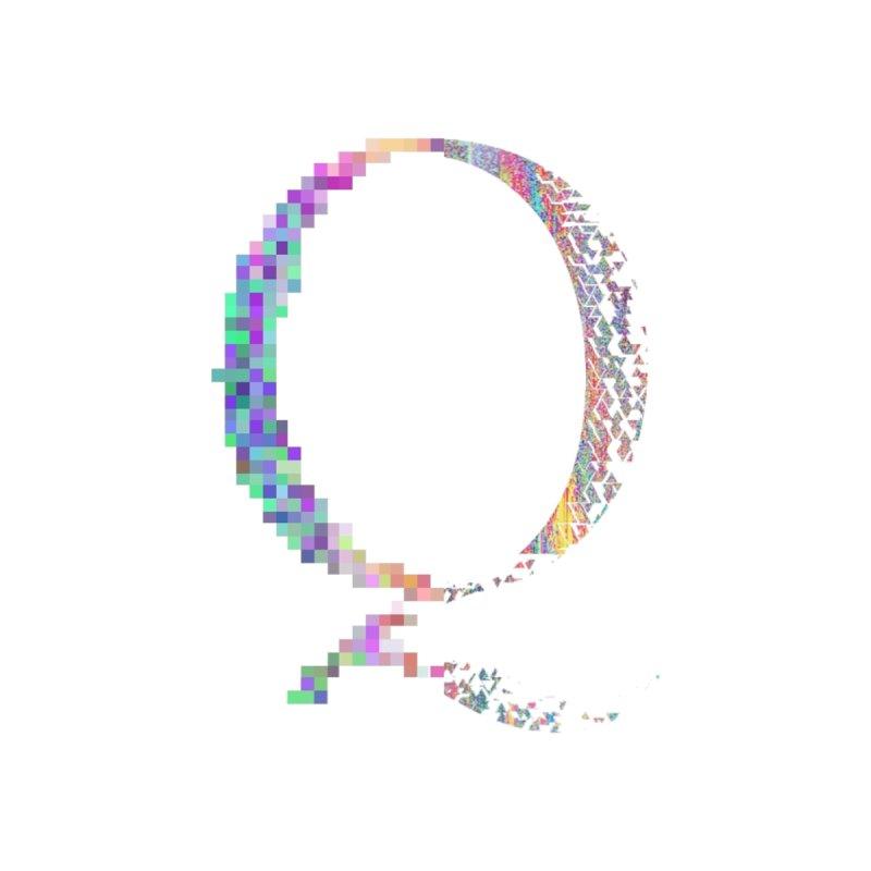 QAnon - Glitch by Neon Revolt's Artist Shop