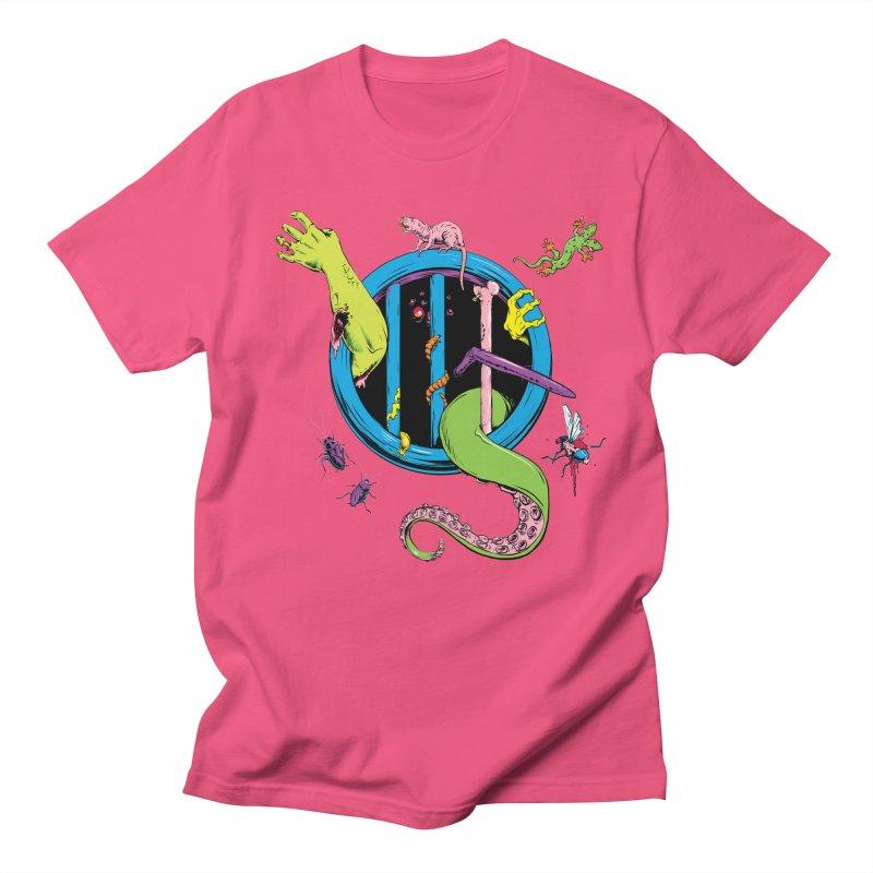 Gross Inside Women's Regular Unisex T-Shirt by Neon Robot Graphics
