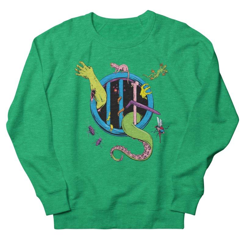 Gross Inside Women's Sweatshirt by Neon Robot Graphics