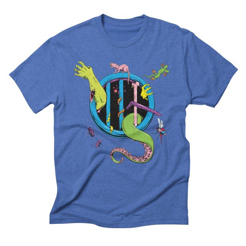 Gross Inside Men's T-Shirt by Neon Robot Graphics