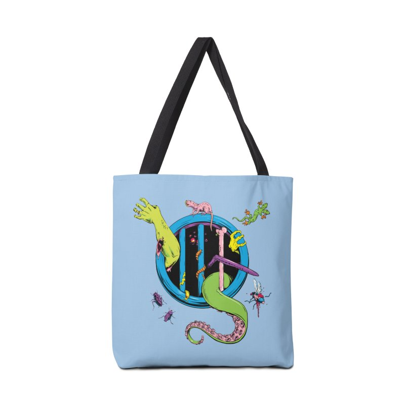 Gross Inside Accessories Tote Bag Bag by Neon Robot Graphics
