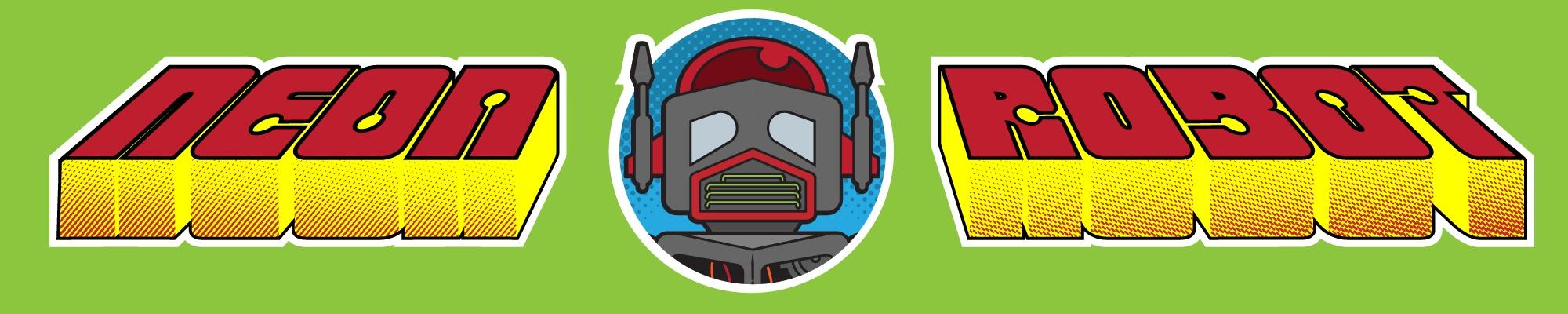 neonrobot Cover