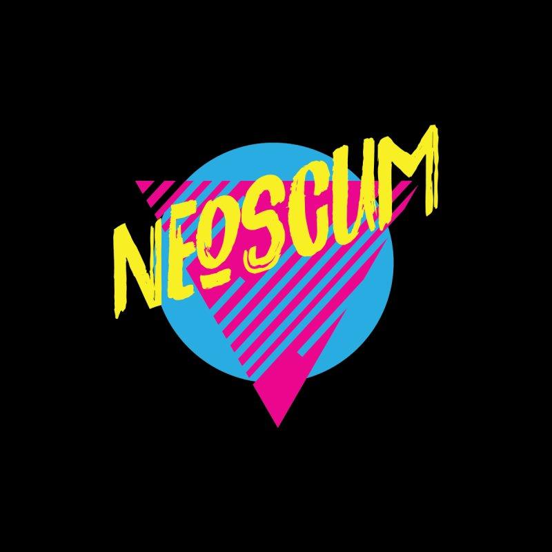 NeoScum Retro Omega Men's T-Shirt by NeoScum Shop