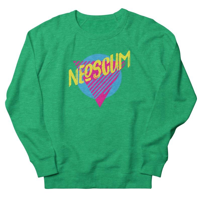 NeoScum Retro Omega Men's Sweatshirt by NeoScum Shop