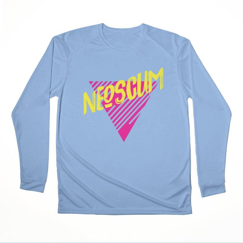 NeoScum Retro Alpha Women's Longsleeve T-Shirt by NeoScum Shop