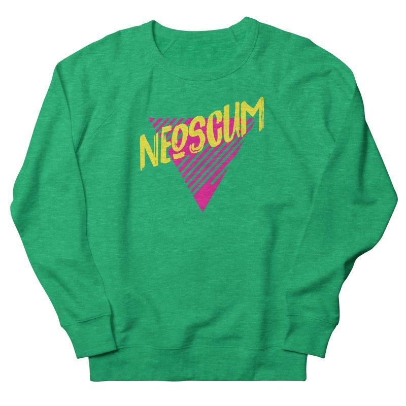 NeoScum Retro Alpha Women's Sweatshirt by NeoScum Shop