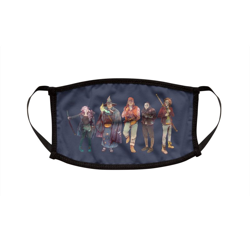 The NeoScum Accessories Face Mask by NeoScum Shop