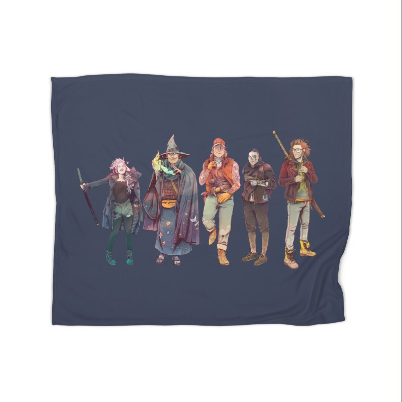 The NeoScum Home Blanket by NeoScum Shop