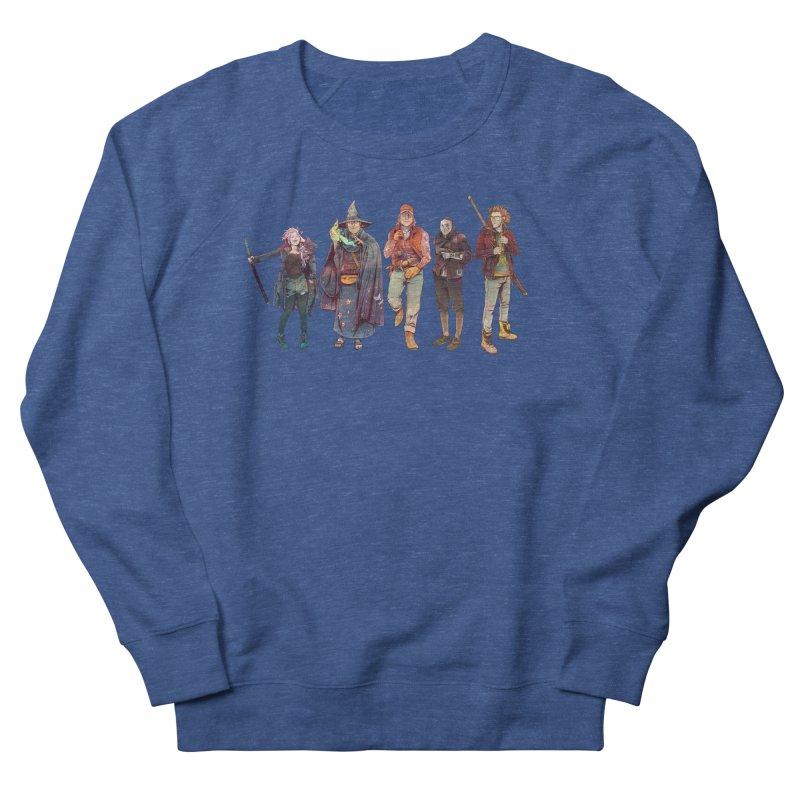 The NeoScum Women's French Terry Sweatshirt by NeoScum Shop