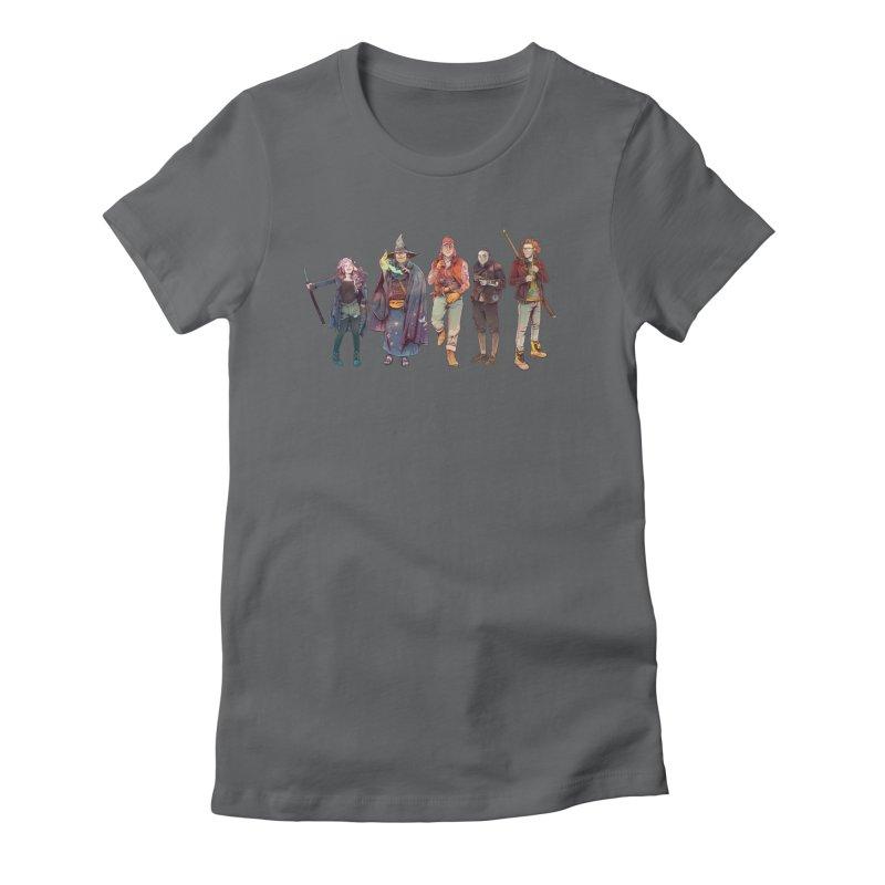 The NeoScum Women's T-Shirt by NeoScum Shop