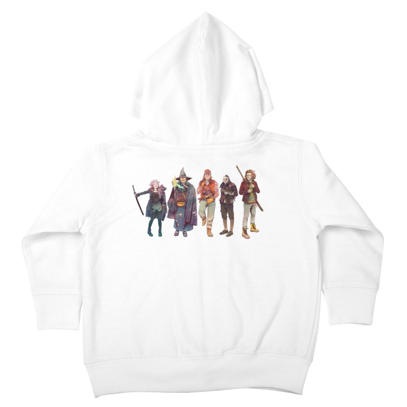 The NeoScum Kids Toddler Zip-Up Hoody by NeoScum Shop