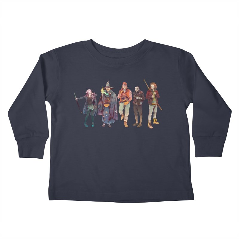 The NeoScum Kids Toddler Longsleeve T-Shirt by NeoScum Shop