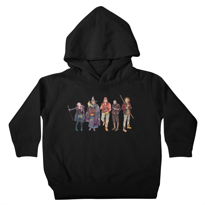 The NeoScum Kids Toddler Pullover Hoody by NeoScum Shop