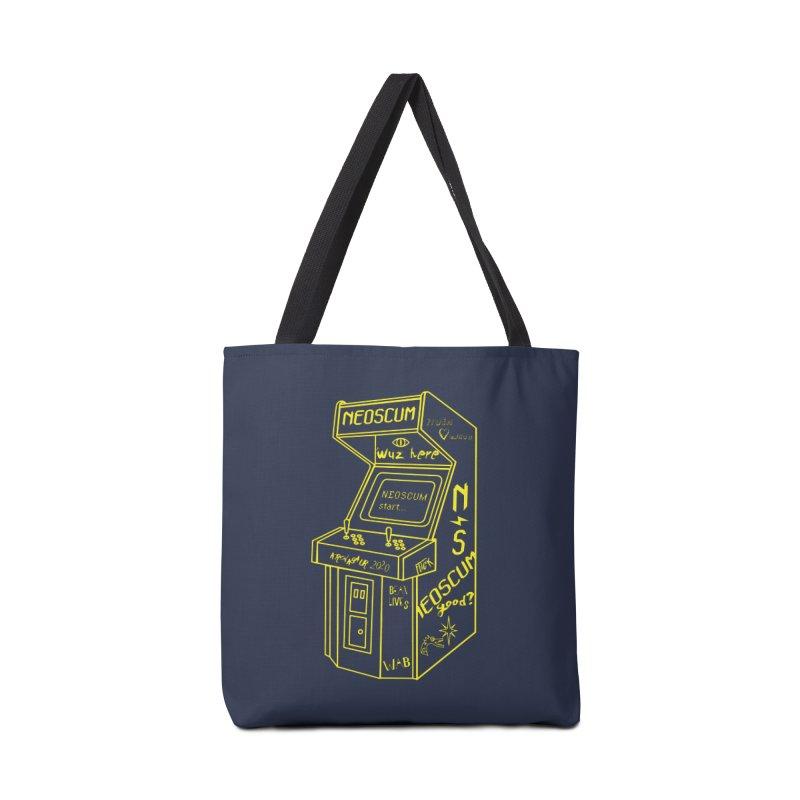 Insert Nuyen Accessories Tote Bag Bag by NeoScum Shop