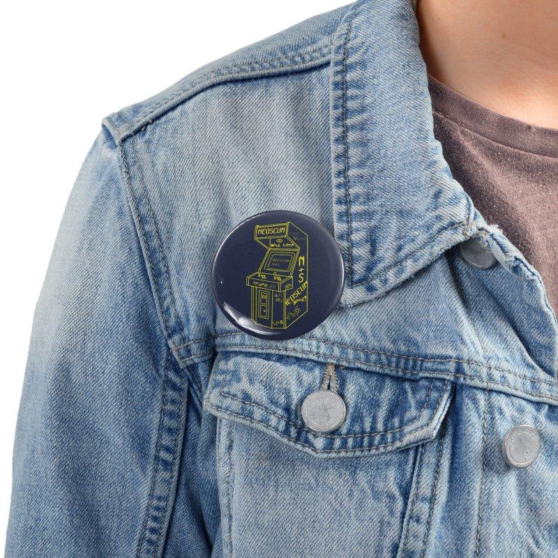 Insert Nuyen Accessories Button by NeoScum Shop