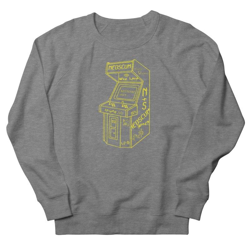 Insert Nuyen Women's French Terry Sweatshirt by NeoScum Shop