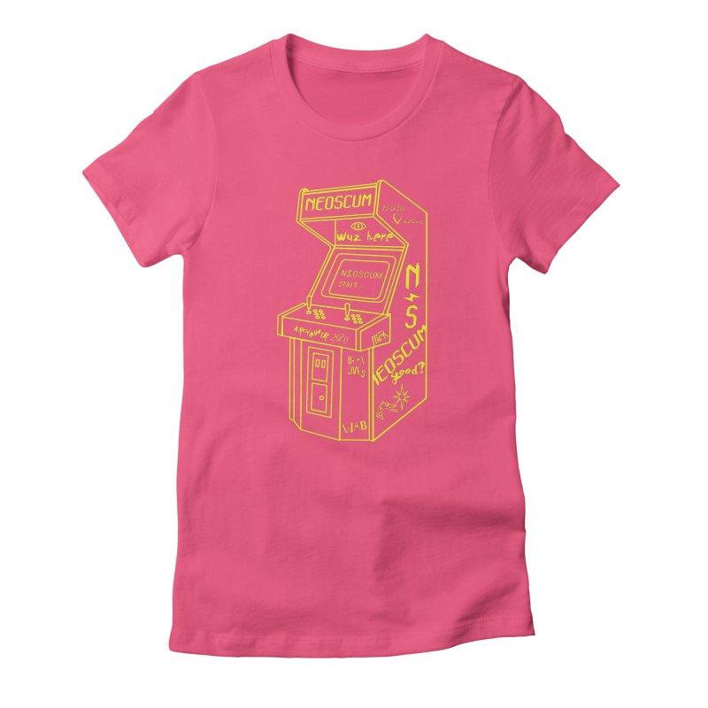 Insert Nuyen Women's T-Shirt by NeoScum Shop