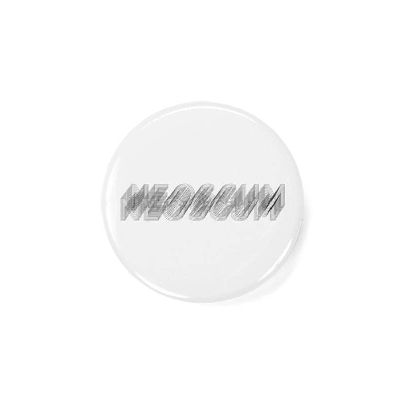 Scumverse Wire (Black) Accessories Button by NeoScum Shop