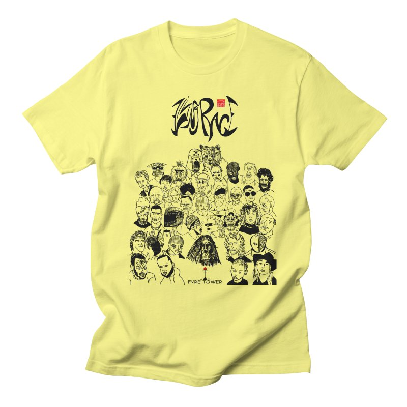 Living Race (Dark) Men's T-Shirt by NeoScum Shop