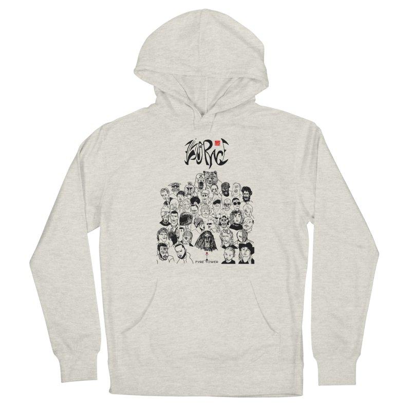 Living Race (Dark) Men's Pullover Hoody by NeoScum Shop