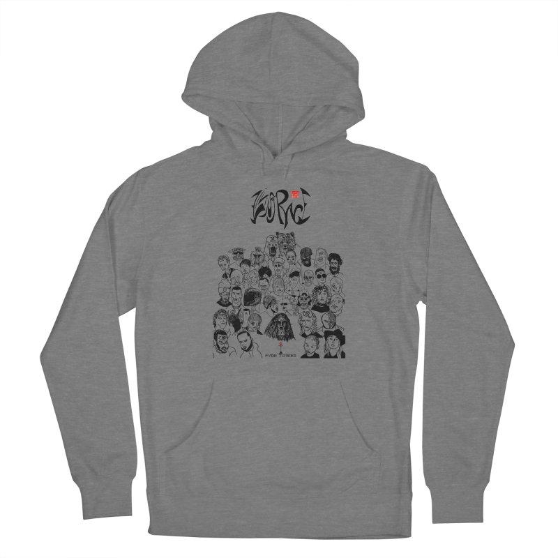 Living Race (Dark) Women's Pullover Hoody by NeoScum Shop