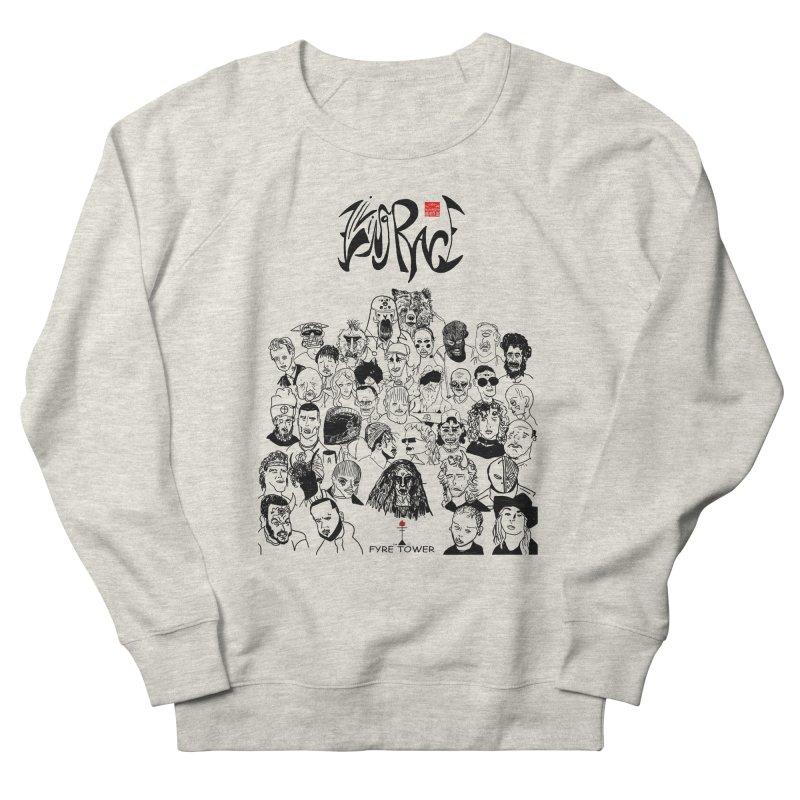 Living Race (Dark) Women's French Terry Sweatshirt by NeoScum Shop