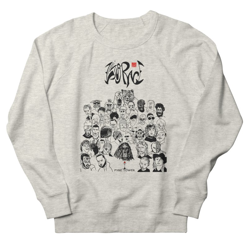 Living Race (Dark) Men's Sweatshirt by NeoScum Shop