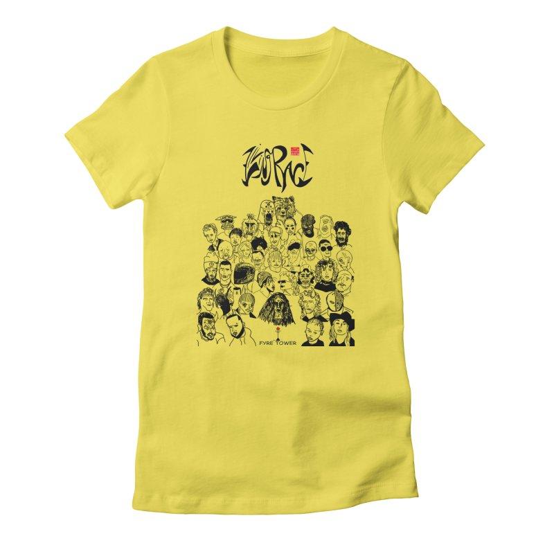 Living Race (Dark) Women's T-Shirt by NeoScum Shop