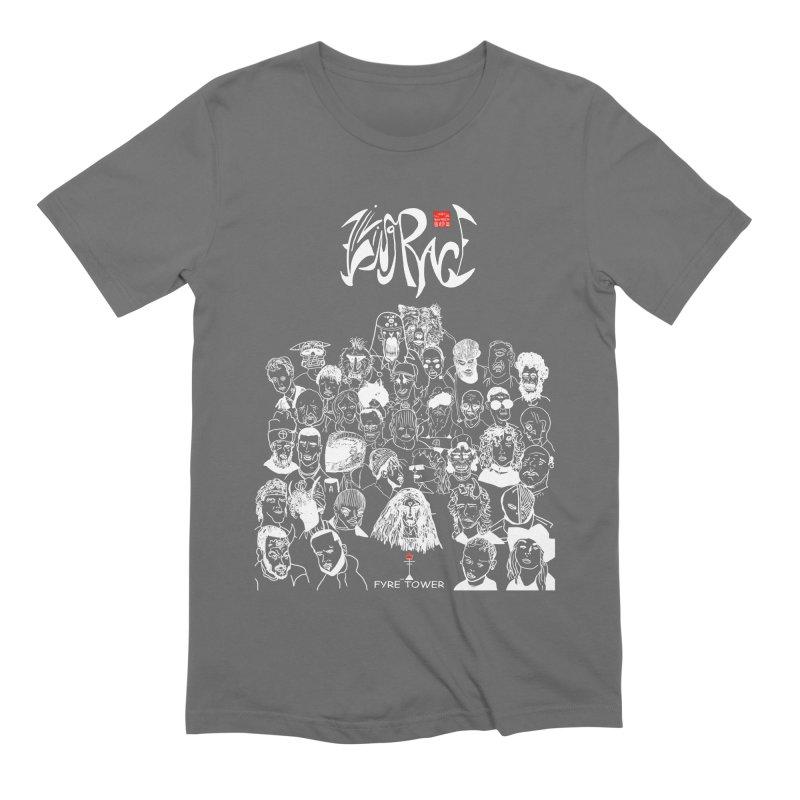 Living Race (Light) Men's T-Shirt by NeoScum Shop