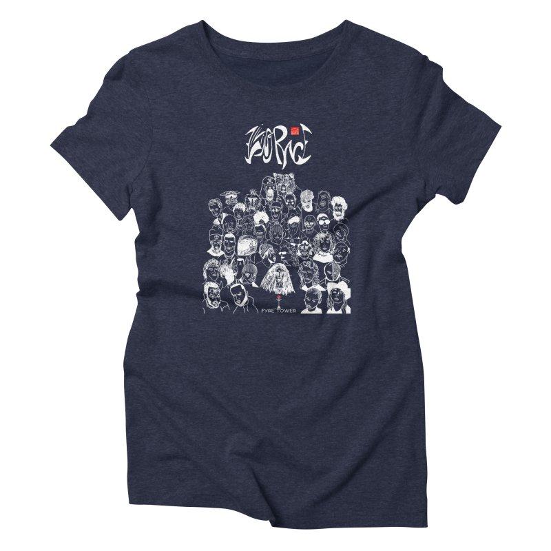 Living Race (Light) Women's T-Shirt by NeoScum Shop