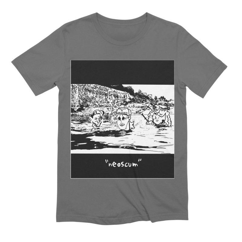 NeoScumLand Men's T-Shirt by NeoScum Shop