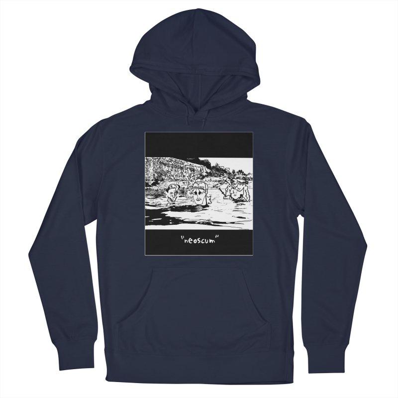 NeoScumLand Men's Pullover Hoody by NeoScum Shop