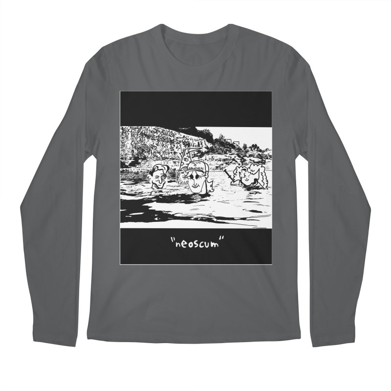 NeoScumLand Men's Longsleeve T-Shirt by NeoScum Shop