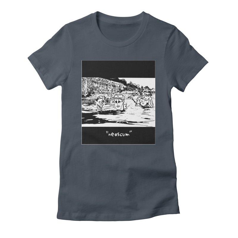 NeoScumLand Women's T-Shirt by NeoScum Shop