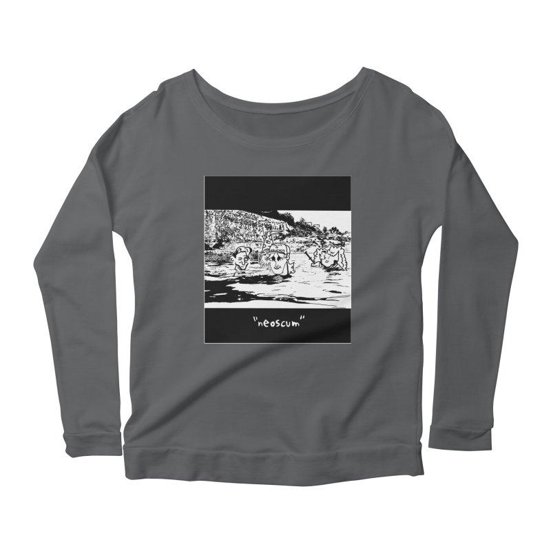 NeoScumLand Women's Longsleeve T-Shirt by NeoScum Shop