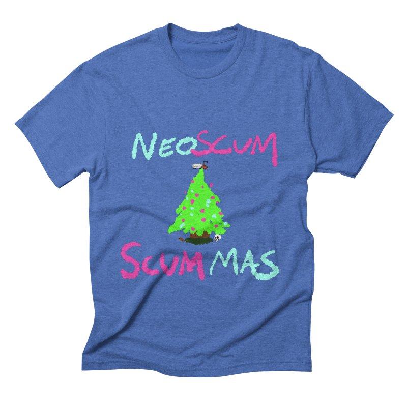 low effort holiday shirt Men's T-Shirt by NeoScum Shop