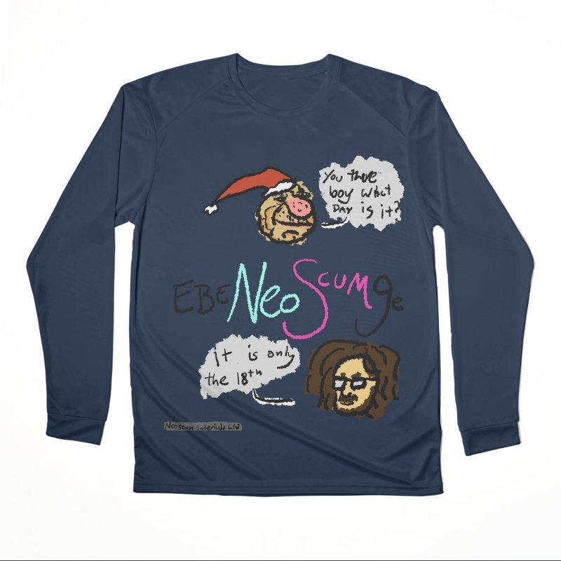 EbeNeoScumGe Women's Longsleeve T-Shirt by NeoScum Shop