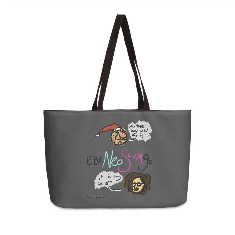 EbeNeoScumGe Accessories Bag by NeoScum Shop