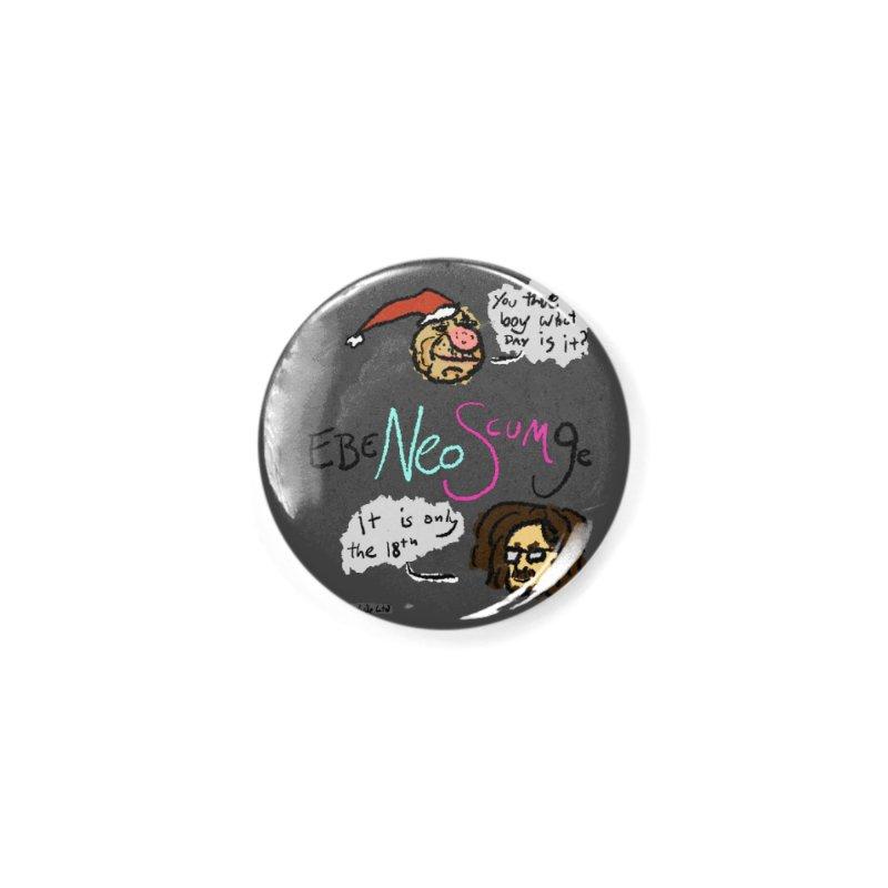 EbeNeoScumGe Accessories Button by NeoScum Shop