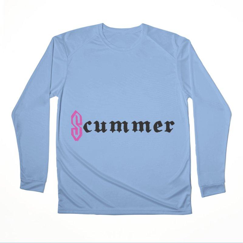 S cummer Women's Longsleeve T-Shirt by NeoScum Shop