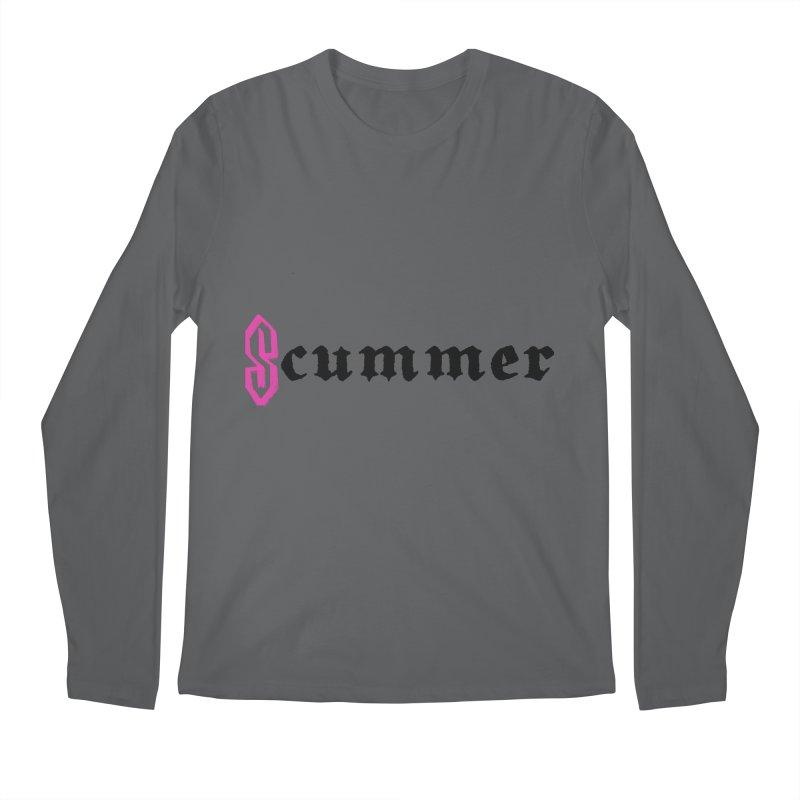 S cummer Men's Longsleeve T-Shirt by NeoScum Shop