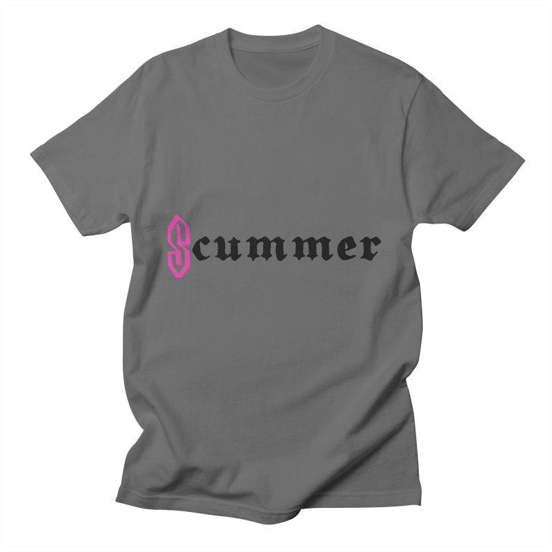 S cummer Men's T-Shirt by NeoScum Shop